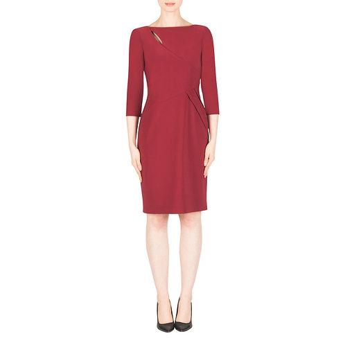 Joseph Ribkoff Red Dress #183013