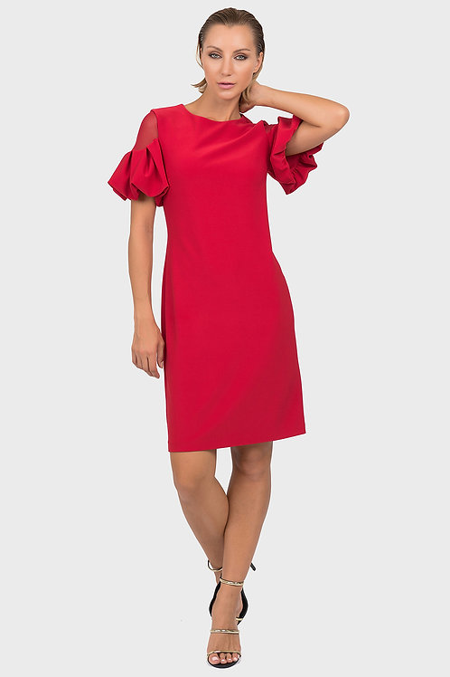 Joseph Ribkoff Red Dress #192015