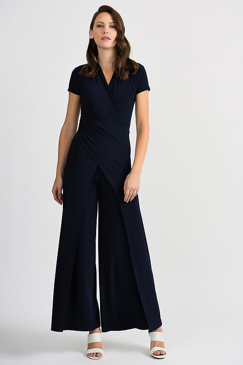 Joseph Ribkoff Midnight Blue Jumpsuit #201146