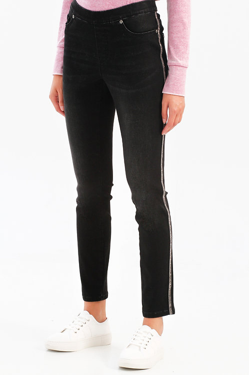 Charlie B Charcoal Jeans Style C5231