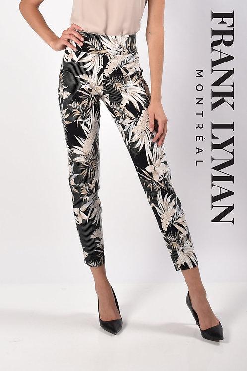 Frank Lyman Black/Beige Pants Style 216612