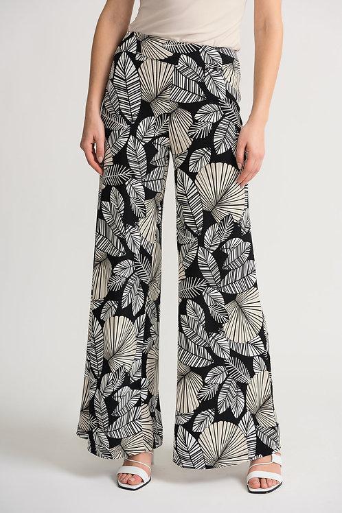 Pantalon Noir/Beige Joseph Ribkoff #202101