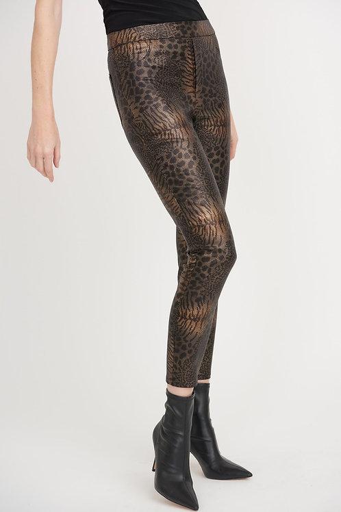 Joseph Ribkoff Black/Multi Pants Style 203562