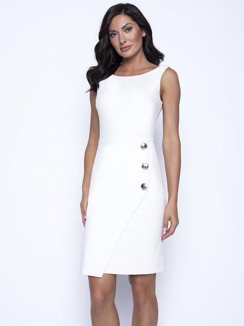 Frank Lyman Off White Dress #201529