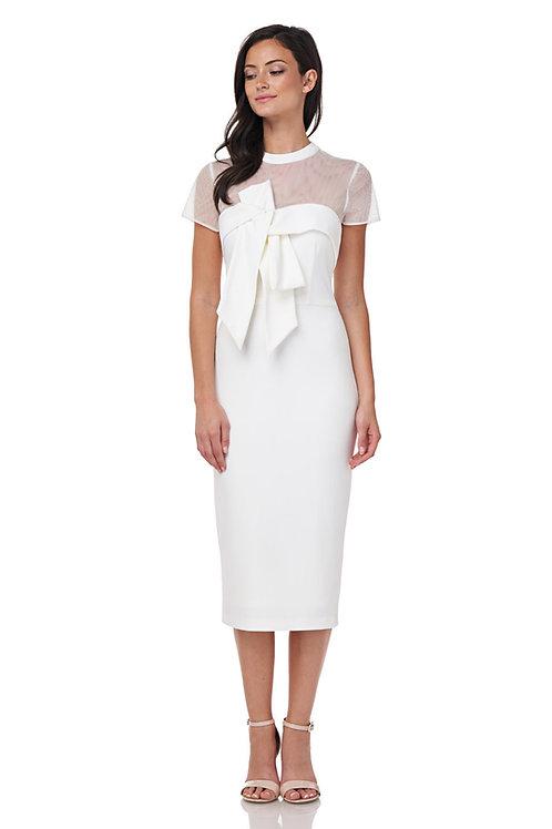 JS Ivory Midi Dress  #866813
