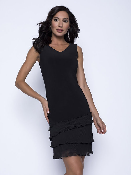 Frank Lyman Black Dress #201016