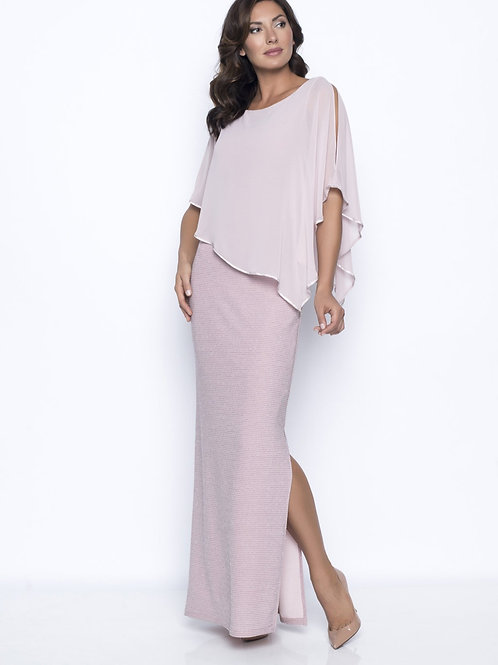 Frank Lyman Pink Long Dress #179257