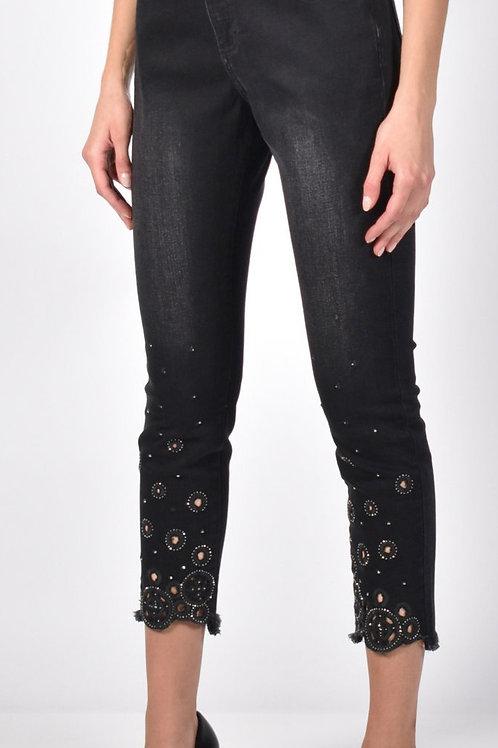 Frank Lyman Black Jeans Style 211099U