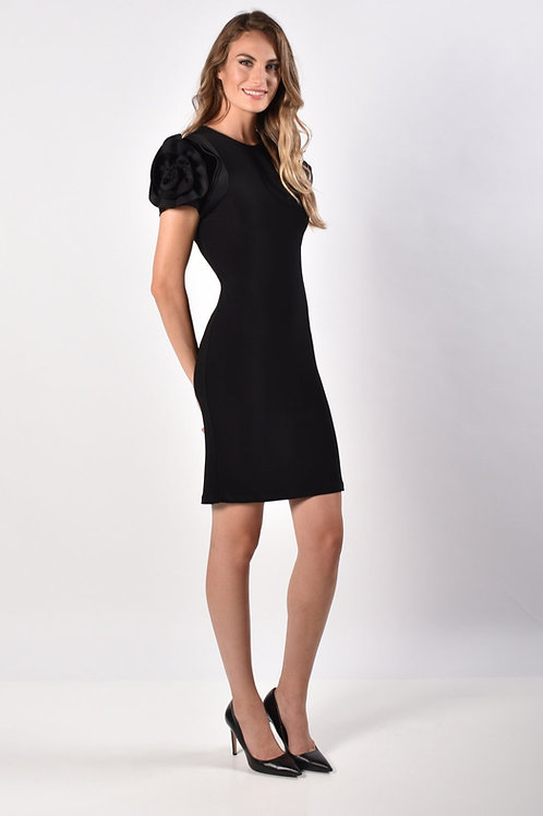Frank Lyman Black Dress Style 216023