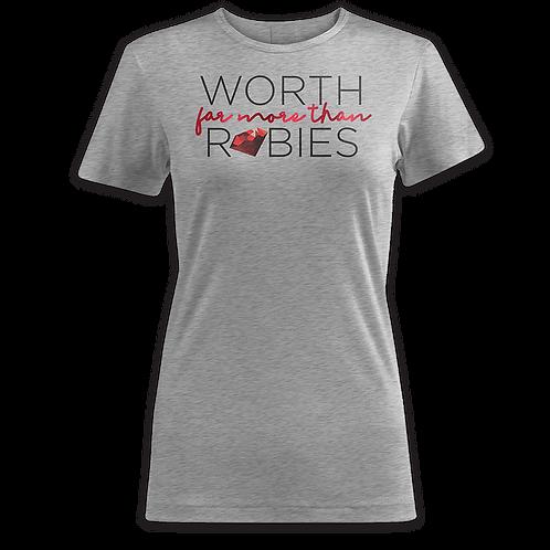 Worth Far More Than Rubies (Gray)