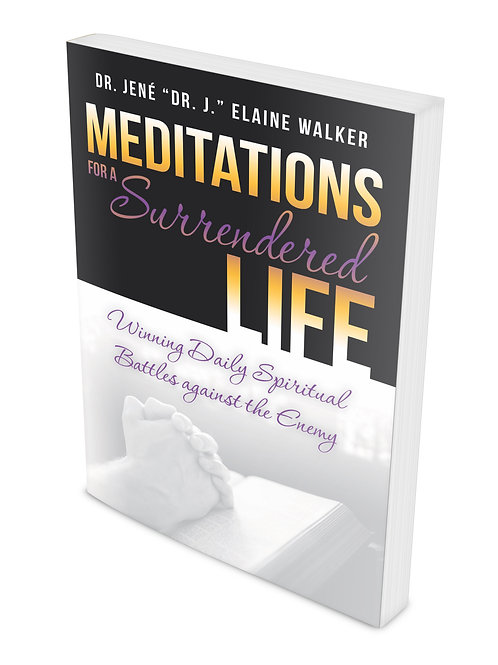 Meditations for a Surrendered Life (Softcover) Free S/H & Taxes Included