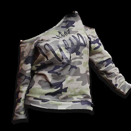 """Camouflage """"I Win"""" Sweatshirt"""