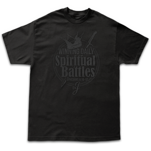 Winning Daily Spiritual Battles (Men's Black)