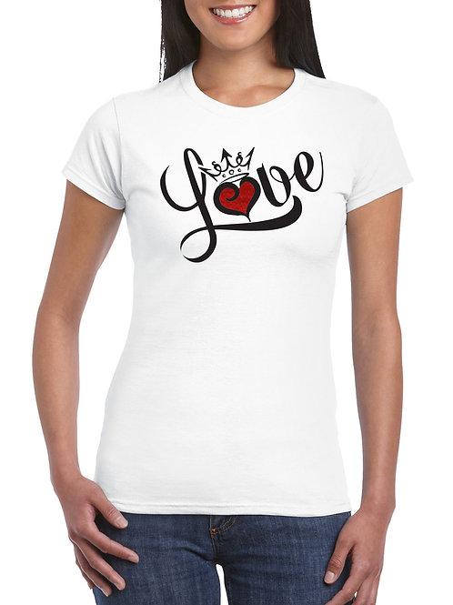 Love Tee (White)