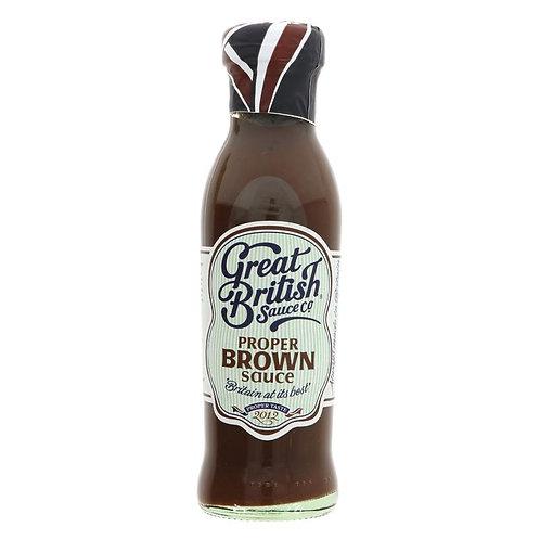Great British Sauce Co Proper Brown Sauce