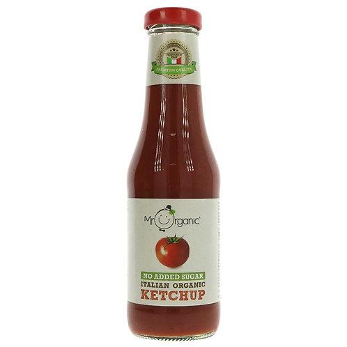 Mr Organic Naturally sweetened Ketchup