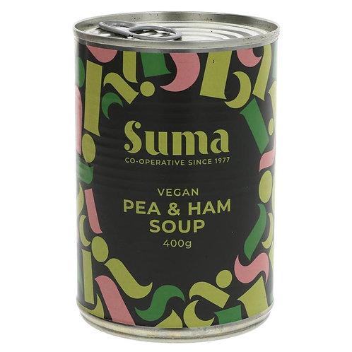 Suma Pea & Vegan Ham Soup