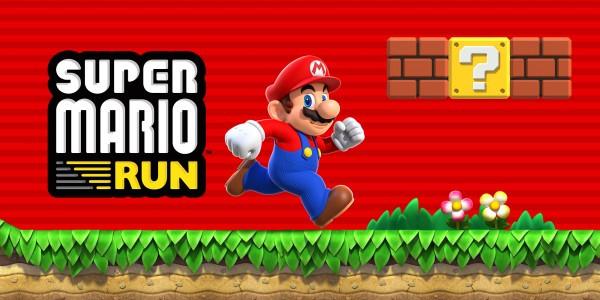 A CORRER CON SUPER MARIO RUN!! YA DISPONIBLE PARA iOS