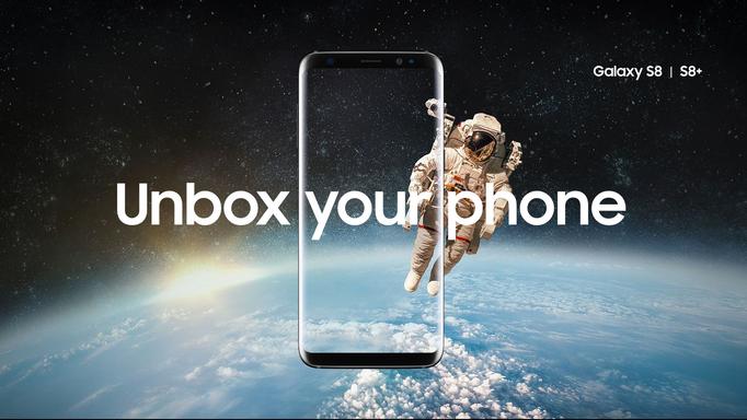 Samsung presentó sus nuevos celulares: Samsung Galaxy S8 y S8+