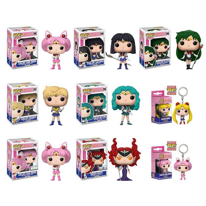 ¿Fan de Sailor Moon? 🌙 Vayan ahorrando y haciendo espacio en su colección para la nueva línea de Po