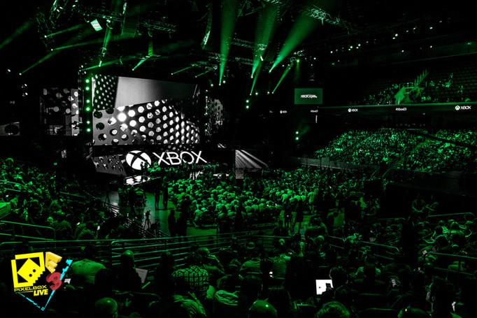 RESUMEN FOTOGRÁFICO DE LA CONFERENCIA DE XBOX #E32016