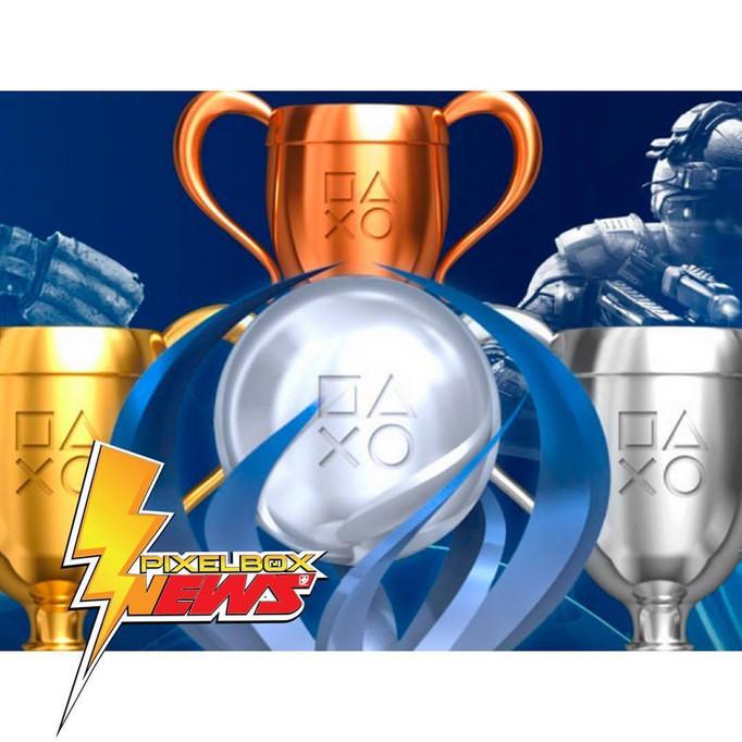 TRUEQUE!!! Trofeos por créditos en PlayStation Store.