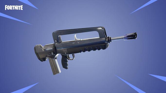 Lootea Bien!!!⛏Ya disponible el Fusil de asalto de ráfaga épico y legendario En FORTNITE