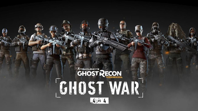 JUEGA GRATIS TOM CLANCY'S GHOST RECON WILDLANDS DEL 12 AL 15 DE OCTUBRE