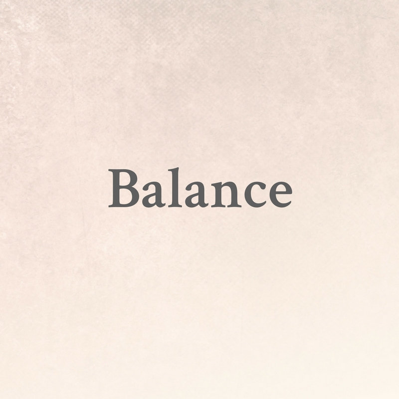 Balance - 6 Coaching Session Package