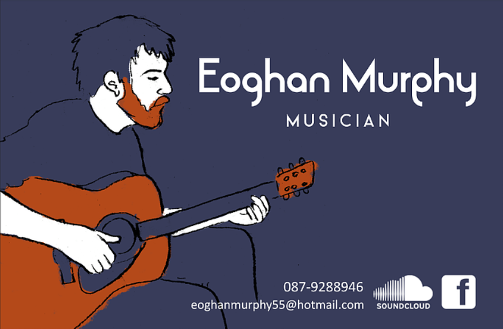 eoghan murphy business card