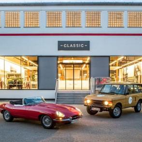 Jaguar-Land-Rover-Classic-Centre-in-Esse