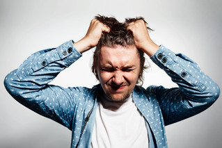 The big 'S' - STRESS - what really IS it and at what point does it become dangerous?