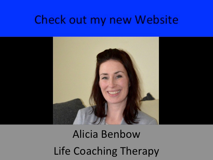 Alicia Benbow - Life Coach and Therapist