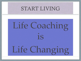 What's stopping you living your perfect life? Why wait to change?