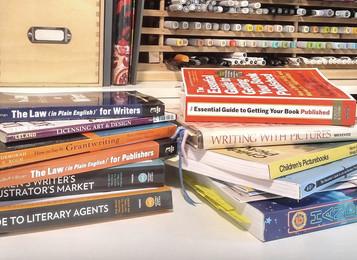 Top 12 Books for Illustrators