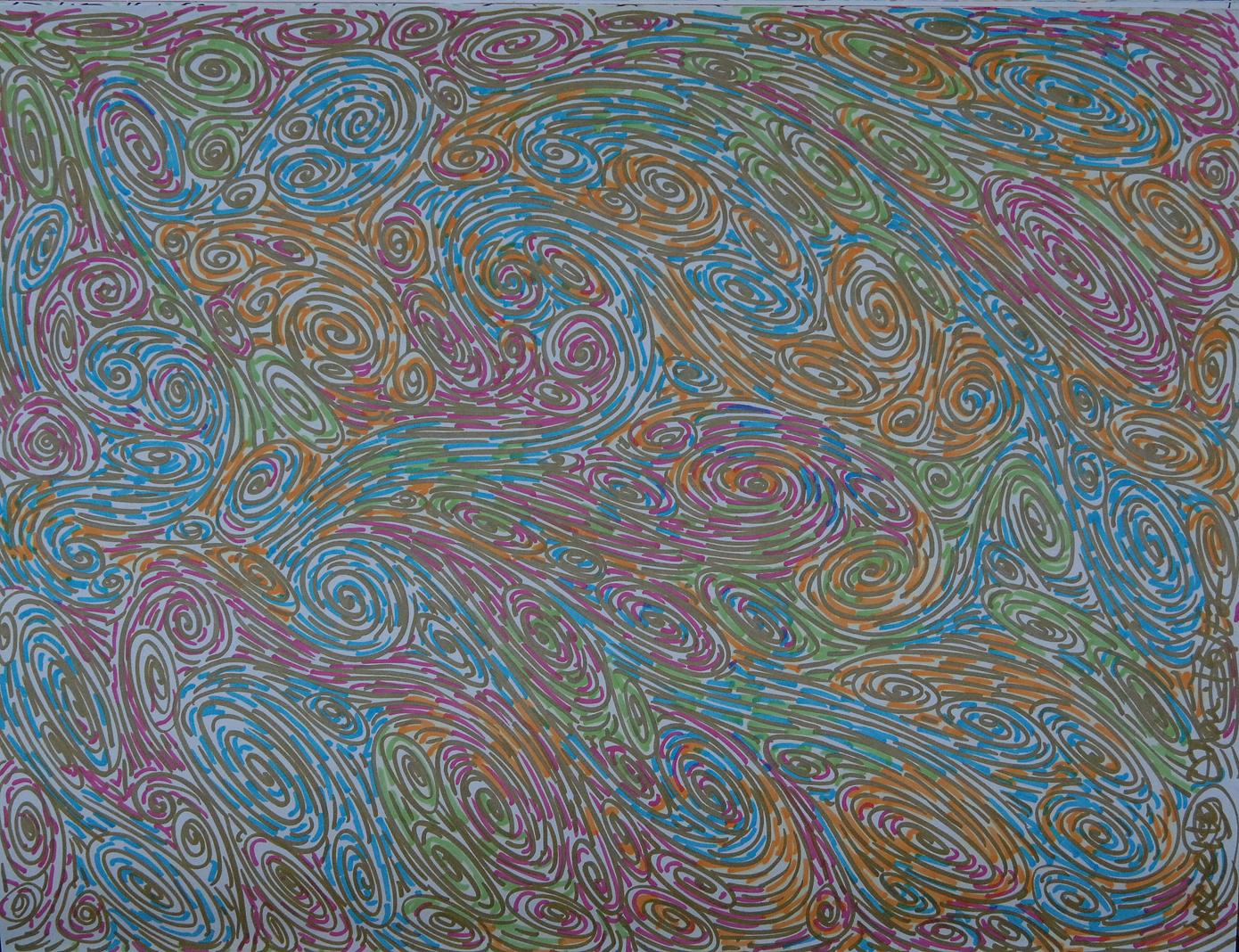 Energy Series 2/ Spirals