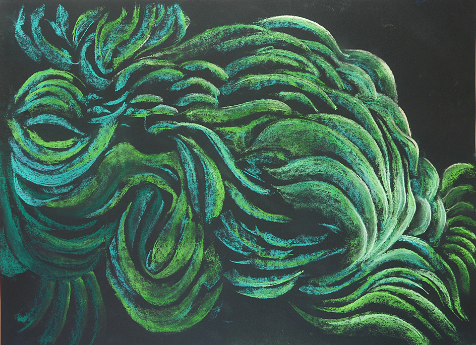 Blue Green Emergence