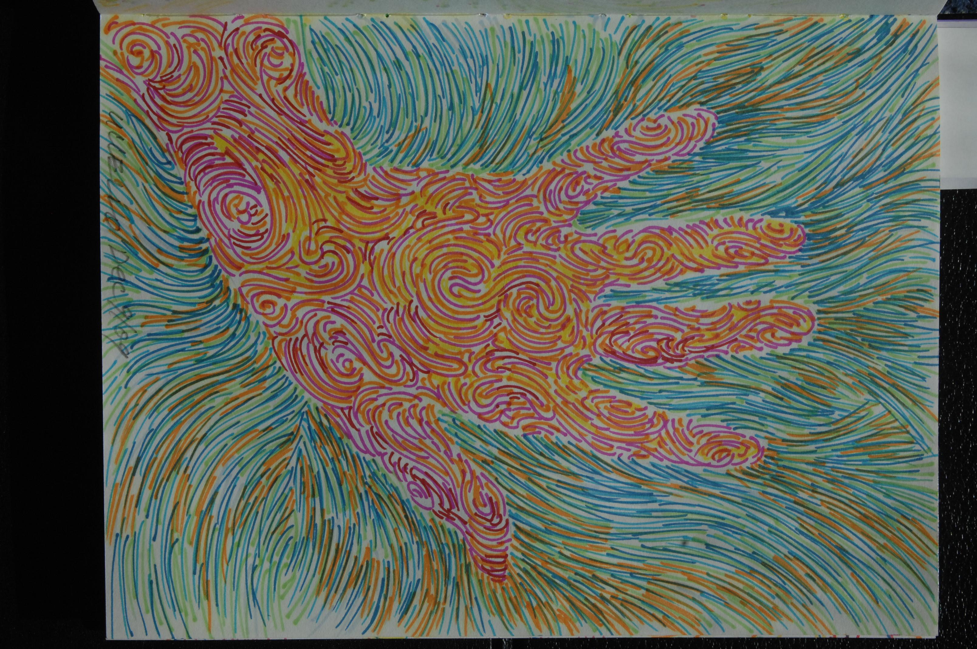 Energy Series 1 Pink Hand