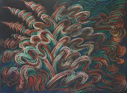 Light Weaving Series1Red White Green