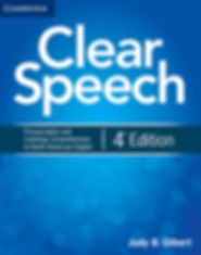 Cambrdige Clear Speech textbook 4th edition