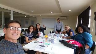 Vantage's TEFL Training Team