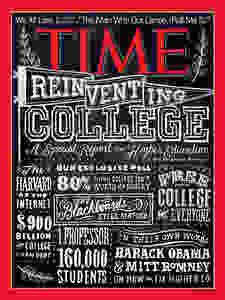 Time magazine: MOOCs