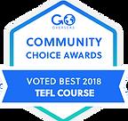 Winner--World's Best TEFL Provider