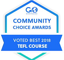 Independently Awarded Best TEFL Course