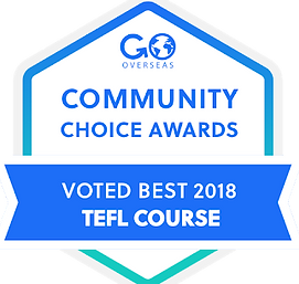 Vantage Awarded as Best TEFL Course