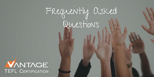FAQs - The Online Teacher