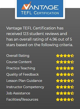 123 TEFL Course Reviews