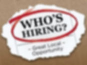 Who's Hiring? A list of great English teaching job sites