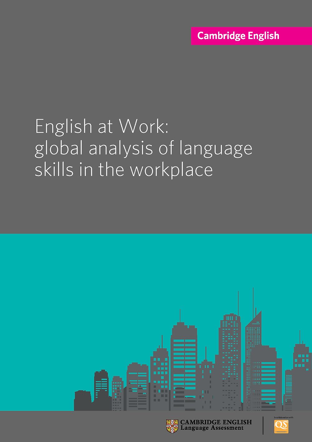 English at Work: Global analysis of language skills in the workplace