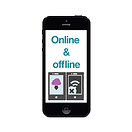Online and Offline Learning